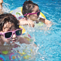 Water Safety Summer Kids