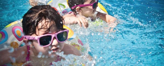 Water Safety Summer Kids